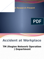Accident at Workplace