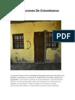 Deportaciones de Colombianos