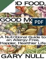 Good Food, Good Mood - Gary Null