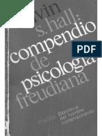 Compendio de Psicologia Freudiana - Calvin s Hall