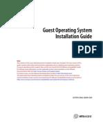 VMware GuestOS Guide