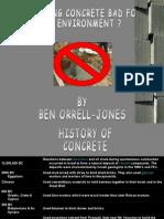 ben orrell jones concrete