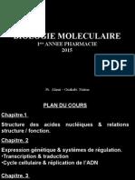 Biologie Moléculaire