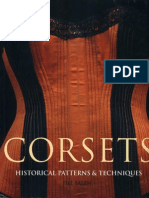 Corsets-Historical Patterns and Techniques - Jill Salen