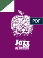 festival Jazz sous les Pommiers 2010 - dossier de presse