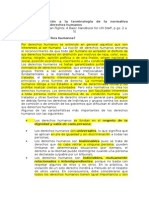 ABC.Terminología DDHH.Anexo 3.
