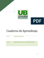 Cuaderno Metodología Investigación Educ
