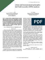 Harmonic Distortion and Measurement Principles