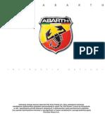 Abarth 500 Fiat 500 Abarth