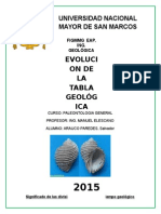 Tabla Estratigrafica Paleo