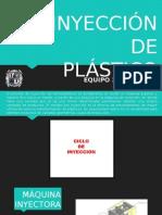 Inyeccion de Plastico