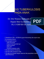 Diagnosis Tuberkulosis Pada Anak