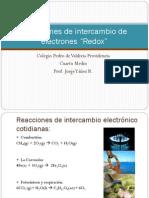 Balanceo Ion Electron Acido y Basico Reaciones Redox