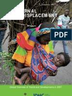 307. Adam House; Links London; IDMC Internal Displacement Global Overview 2007