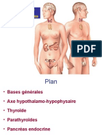 Physiologie Endocrine Partie 1