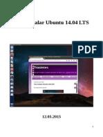 Libro Tras Instalar Ubuntu 14.04 LTS