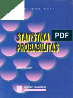 Materi Statistika Probabilitas