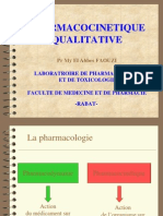 Pharmacocinetique Qualitative