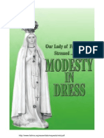 Modesty in Dress