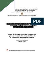 Docdetrabajo OEA Enfoquegenero Lascaris