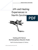 Health and Healing in Nature