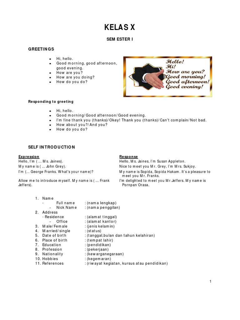 Handbook bahasa inggris kls x grammar syntax altavistaventures Images