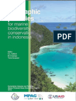 Geograhic_Priorities for Marine Biodiversity in Indonesia