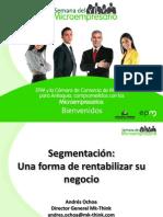 Estudio  RFM