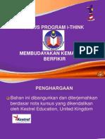 PowerPoint Peta i-THINK