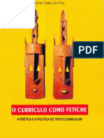 Currículo Como Fetiche (SILVA)