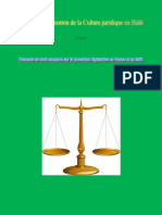 Procedure Legislative en France Et en Haiti