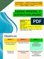 Saúde Mental e Espiritualidade