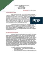 Security Council Preparation Guide