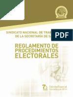 Reglamento Electoral