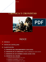 Los Cronistas Peruanos