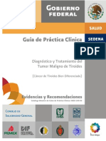 Gpc Tumor Tiroideo
