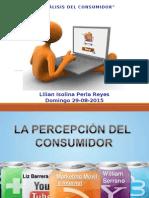 análisis de el consumidor