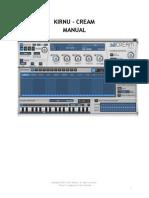 Kirnu Cream Manual - pdf