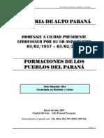 Historia de Alto Paraná