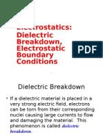 Electrostatics #2