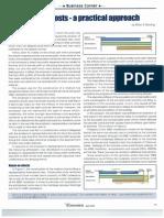 Apr 04 ~ Prolongation Costs - A Practical Approach