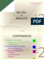 RECTAS Y ANGULOS