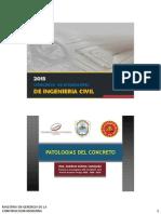 Patologias Del Concreto - Marco Cerna