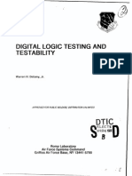 digital logic testing and testabiliby