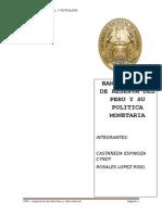 INFORME BCR y Politica Monetaria.docx