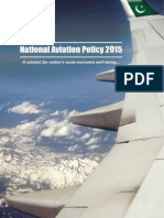 National Aviation Policy - 2015 (Pakistan)