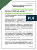 Bases de Becas Para Docentes Doctorado 2015 Acta 66