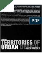 Territories of Urban Design