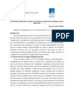 El Peronismo Bonaerense