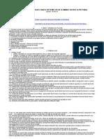 Normativ Pentru Proiectarea Sistemelor de Iluminat Rutier